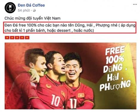 Thị trường nổ tung khi U23 Việt Nam chiến thắng