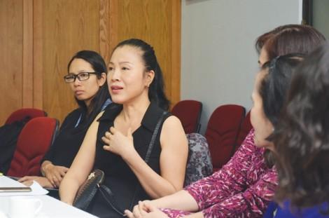 Phòng, chống ung thư cổ tử cung: Sẻ chia niềm tin và kiến thức