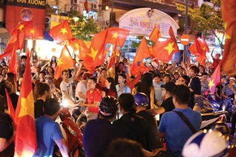 23/1/2018 đêm hội  của Việt Nam