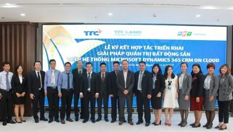 TTC LAND và FPT Software hợp tác triển khai Hệ thống Dynamics 365 On Cloud