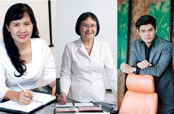 'Hau due' PGS.TS Nguyen Thi Hoe ke chuyen ke nghiep gia dinh