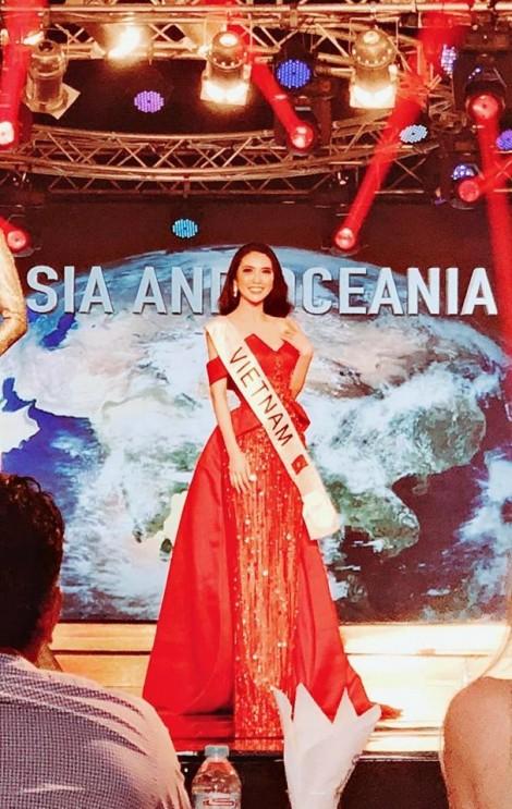 Tường Linh dừng chân top 18, đại diện Mexico đăng quang 'Hoa hậu Liên lục địa 2017'