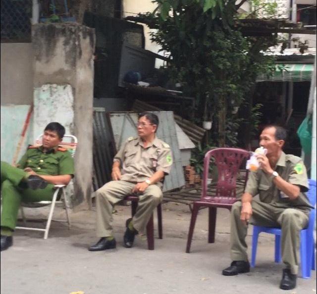 Vu tranh chap nha 6/28 Tan Hoa: Hanh vi ngong cuong, coi thuong phap luat van tiep dien