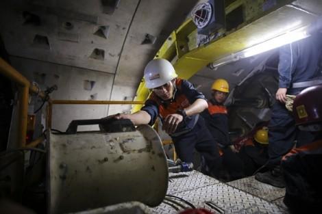 Bắt đầu khoan ngầm đường hầm thứ 2 tuyến Metro Bến Thành – Suối Tiên