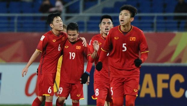 Giong Han Quoc o World Cup 2002, U23 Viet Nam dang tao nen dieu than ky
