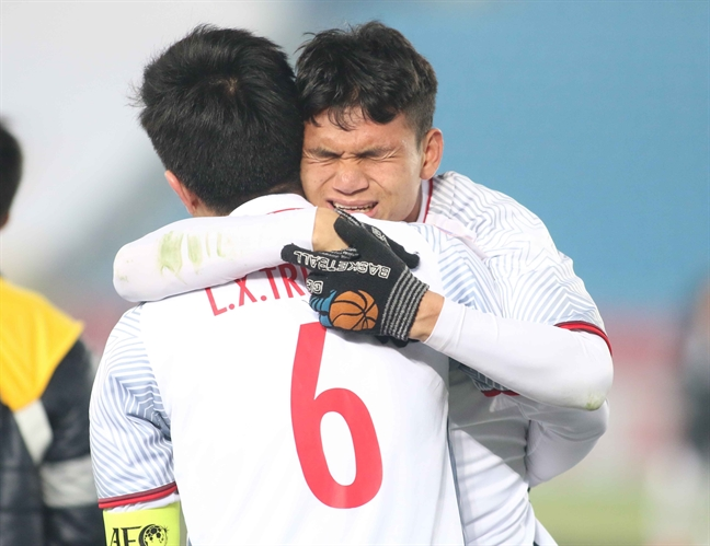 Chieu nay U23 Viet Nam se la thien su cua tinh yeu?