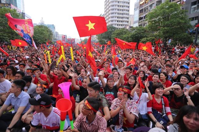 Doanh nghiep se thuong 'nong' cho U23 Viet Nam, bat chap ket qua tran dau