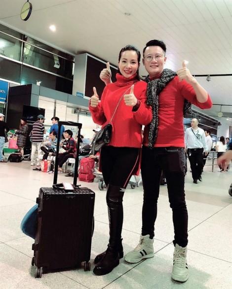 Muôn kiểu nghệ sĩ náo nức trước trận cầu lịch sử của U23 Việt Nam
