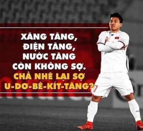 Sục sôi không khí cổ động U23 Việt Nam trước trận chung kết lịch sử