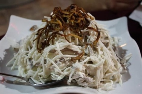 Món ăn rất tốt cho sức khỏe được đặt theo tên thủ đô Uzbekistan