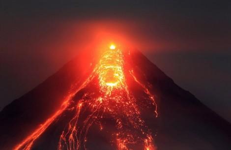 Philippines chuẩn bị cho thảm họa núi lửa