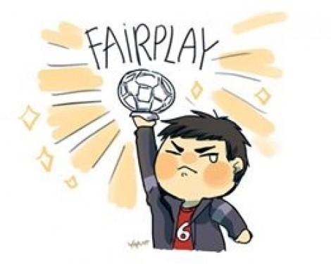 Cổ động viên Uzbekistan cảm ơn CĐV Việt Nam 'fair-play'