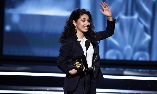 Trao giai 'Grammy 2018': underground len ngoi