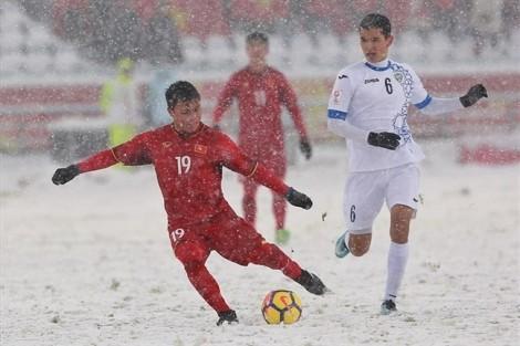 Bí quyết phục hồi thể lực của U23 Việt Nam khi thi đấu căng thẳng dưới trời lạnh