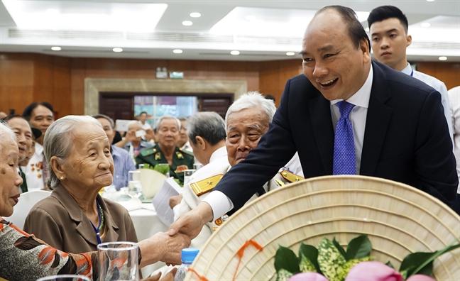 Tri an nhung nguoi gop phan tao nen thang loi Xuan Mau Than 1968