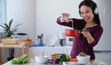 Nấu cho chồng con ăn, sao lại ngại mất công?
