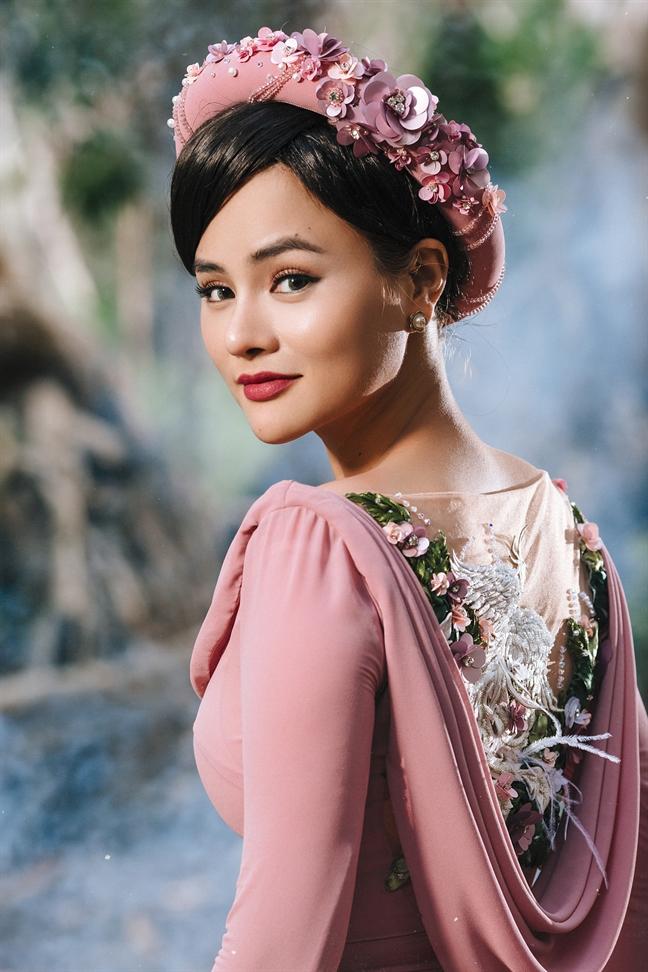 Vu Thu Phuong: 'Toi tung tram cam vi tang nhieu can sau khi sinh 2 be'