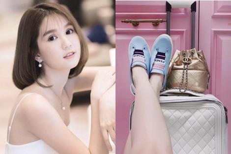 Bóc mác hàng hiệu mới cứng của Ngọc Trinh, Kỳ Duyên