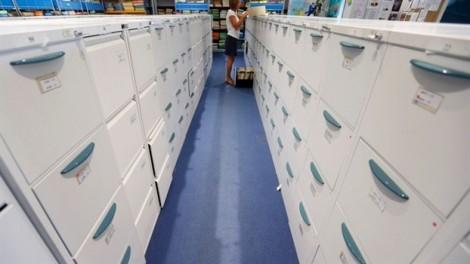 Hồ sơ tuyệt mật của chính phủ Úc 'trôi nổi' ở cửa hàng đồ cũ