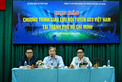 TP.HCM sẽ thưởng 2,3 tỷ đồng cho U23 Việt Nam