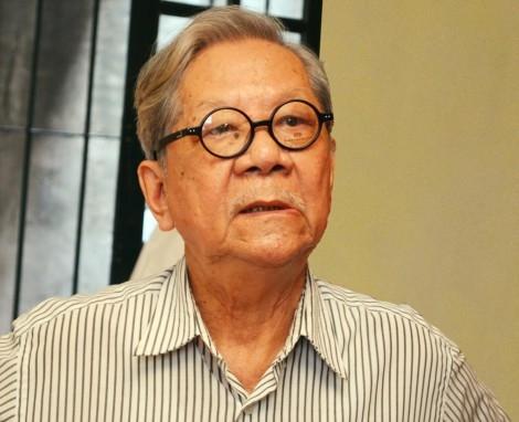 Nhac si Hoang Van - tac gia 'Ho keo phao' qua doi o tuoi 88