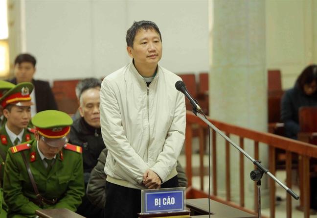 Vu tham o tai san tai PVP Land: Trinh Xuan Thanh bi phat tu chung than