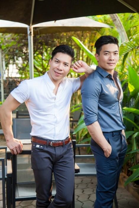 Quốc Cơ - Quốc Nghiệp quảng bá xiếc Việt từ Britain's Got Talent