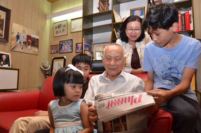 Tien biet nguoi gop phan khai sinh Bao Phu Nu Sai Gon - TP.Ho Chi Minh: 48 gio va di san cua mot to bao