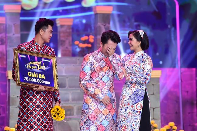 Nam Cuong la quan quan 'Nguoi ke chuyen tinh' mua dau tien