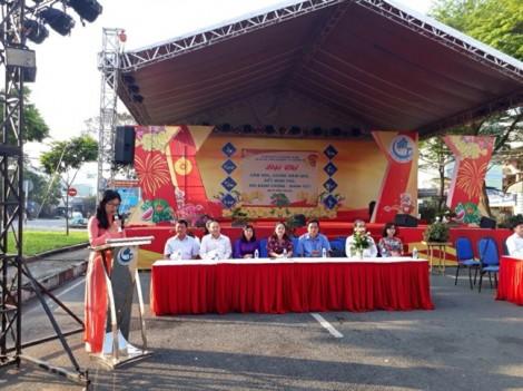 Quận Bình Tân: Nhiều hoạt động mừng xuân