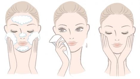 Nghệ thuật rửa mặt đúng chuẩn, bất cứ bạn gái nào cũng cần biết