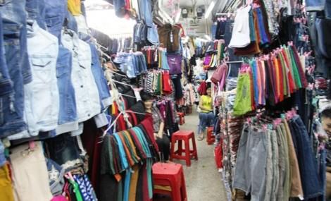 5 khu chợ thời trang rẻ nhất Sài Gòn để sắm đồ diện tết