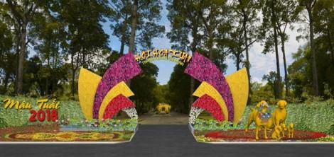 4.000 kỳ hoa dị thảo hội tụ trong Hội hoa xuân Mậu Tuất