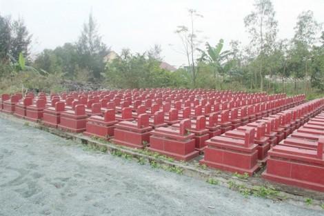 Người cựu chiến binh lấy tiền sửa nhà để quy tập 500 ngôi mộ vô chủ trong làng