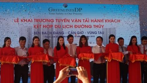 Đưa tàu cao tốc hiện đại nhất Việt Nam vào chạy tuyến TP.HCM - Cần Giờ - Vũng Tàu trước tết