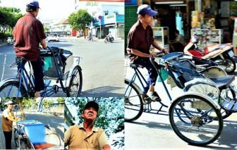 Sài Gòn nhọc nhằn những vòng quay xích lô mùa tết