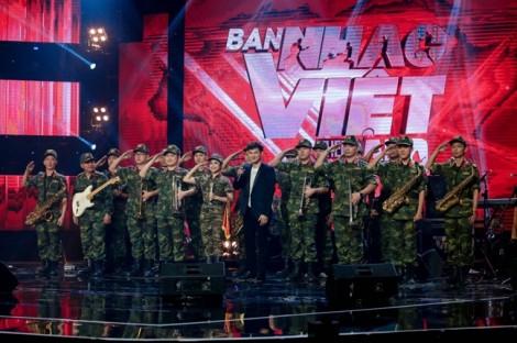 Học trò nhạc sĩ Phương Uyên đăng quang Ban nhạc Việt 2017