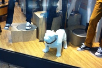 Vì sao nhiều nhãn hiệu thời trang sử dụng chó làm biểu tượng?