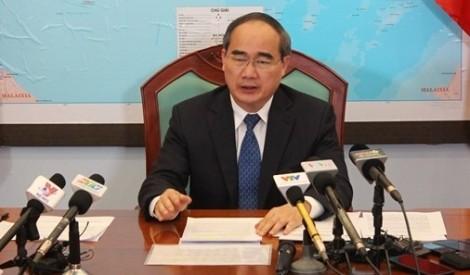 Bí thư Thành ủy TP.HCM Nguyễn Thiện Nhân: Năm 2018 là năm bản lề đối với TP.HCM và cả nước