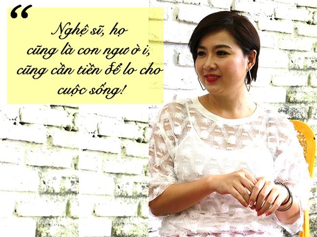 Dien vien Le Khanh: 'Loi lon cua toi la khong cho me di buoc nua'