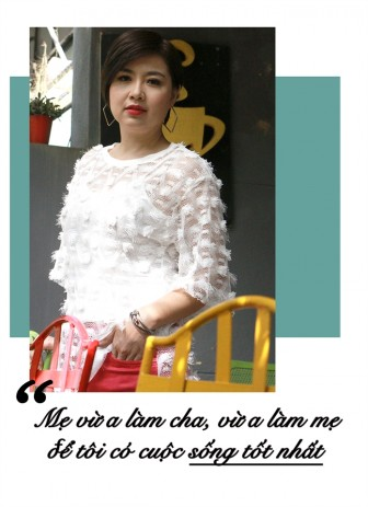 Diễn viên Lê Khánh: 'Lỗi lớn của tôi là không cho mẹ đi bước nữa'