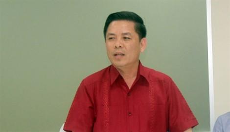 Bộ trưởng Bộ GTVT thăm và chúc tết tại sân bay Tân Sơn Nhất