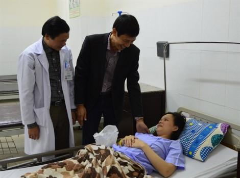 Tấm lòng y đức tại bệnh viện trong thời khắc giao thừa
