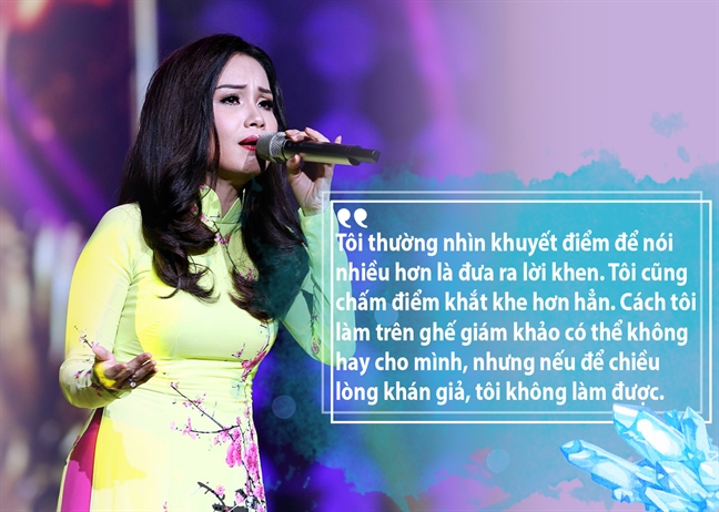 Cam Ly: 'Tet nao, cung cho doan vien voi Minh Tuyet, Ha Phuong'