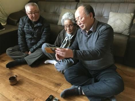 Ngọn lửa Thế vận hội Mùa đông làm sống lại nguyện vọng đoàn tụ Hàn-Triều