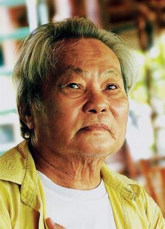 Hầu rượu nhà văn Nguyễn Quang Sáng