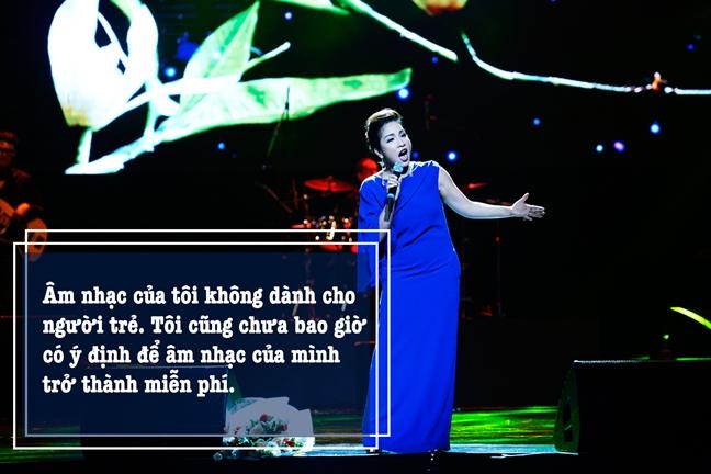 My Linh: 'Ngay nao con song voi nhau, hon nhan phai luon la nhung ngay dep'