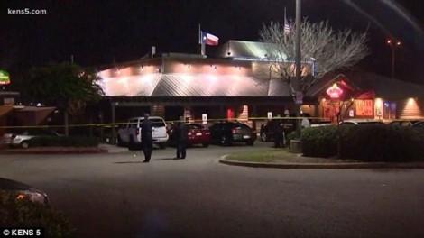 Nổ súng bên ngoài nhà hàng ở Texas làm 4 người bị thương