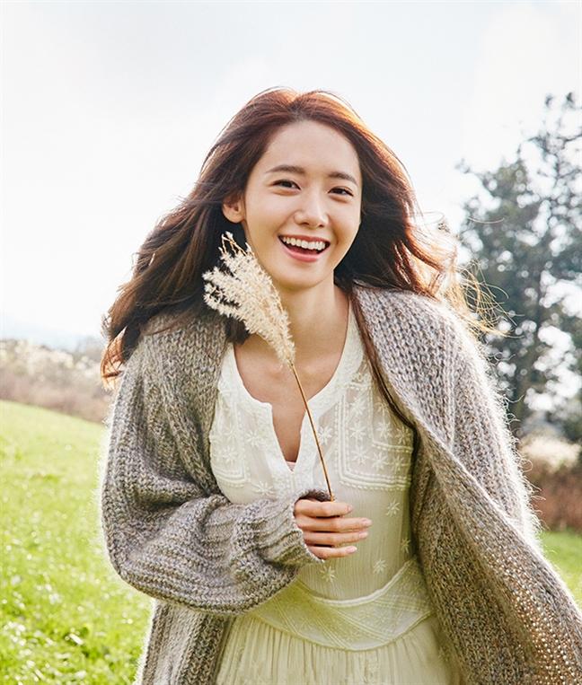 Me man voi nhung kieu toc dep tua 'nu than' cua YoonA (SNSD)