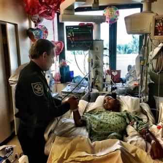 Người hùng nhỏ tuổi nhanh trí cứu được 20 bạn học trong vụ xả súng Florida